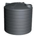 round rainwater tanks