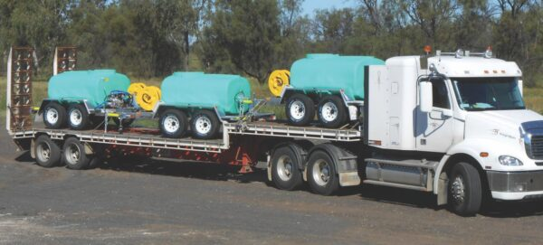 water tanks for transport