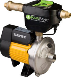 Davey Water Pump