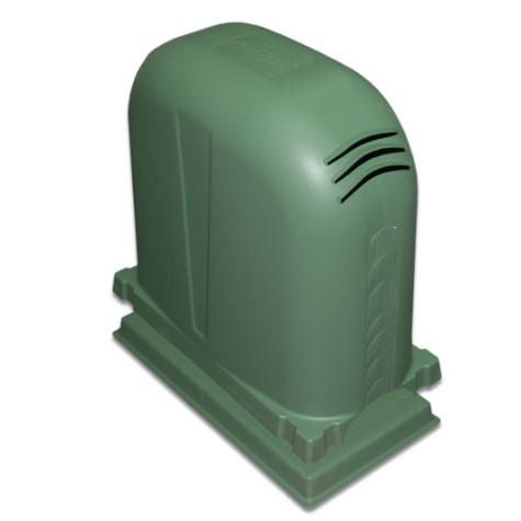 Poly Pump Cover